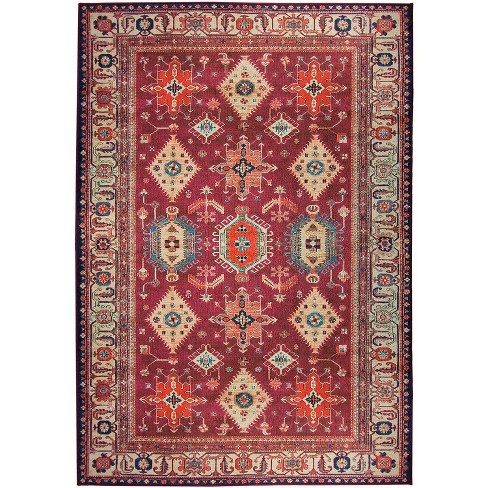 Noor 2pc Woven Rug Set (Cover and Pad) - Woven Ruggable - image 1 of 4