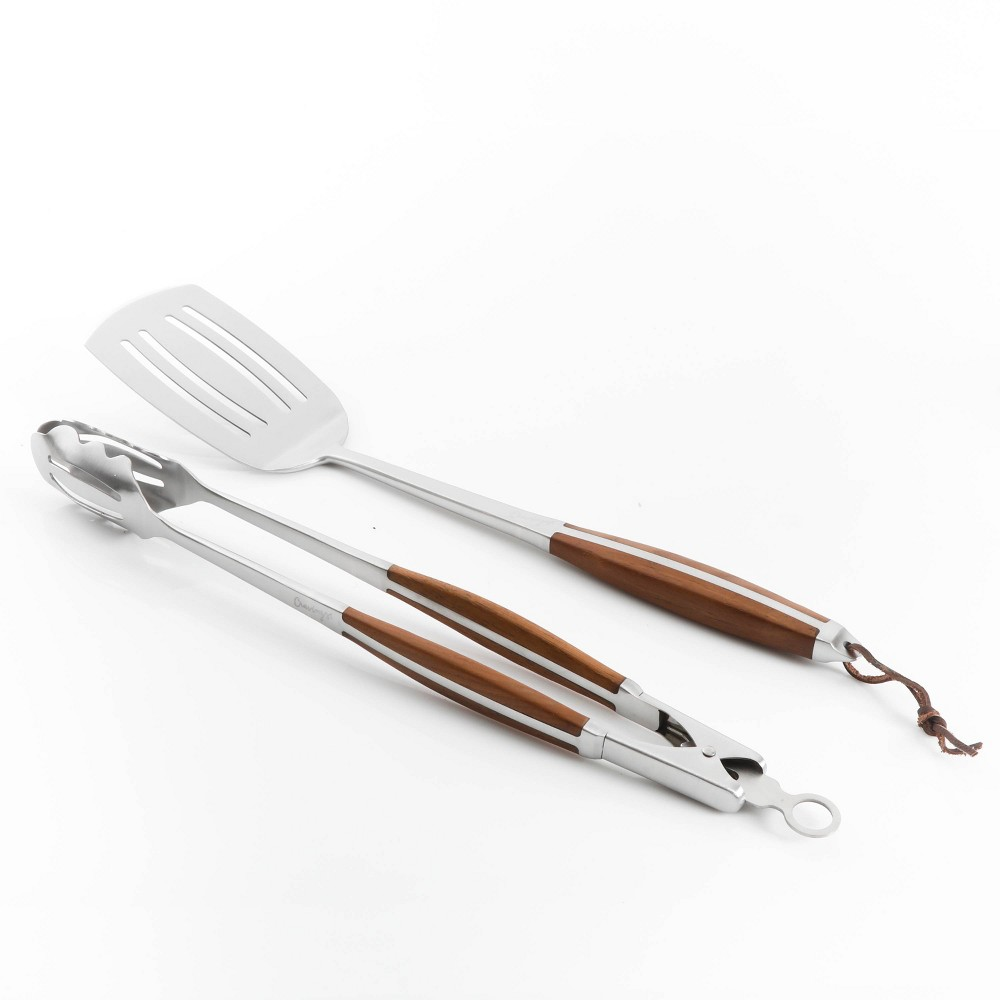Image of Cravings by Chrissy Teigen 2pc BBQ Set
