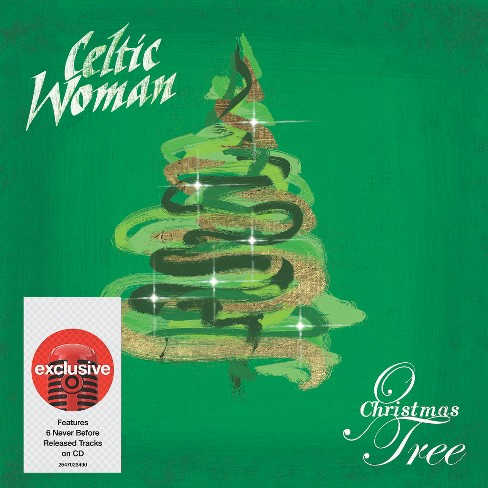 Celtic Woman - O Christmas Tree (Deluxe Edition) - Target Exclusive - image 1 of 1