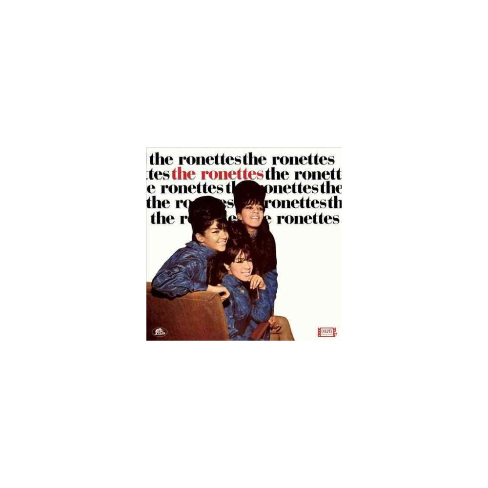Ronettes - Ronettes Featuring Veronica (Vinyl)