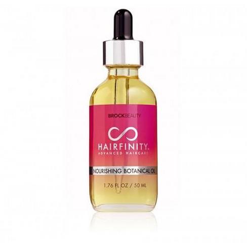 Hairfinity Nourishing Botanical Oil - 1.76 fl oz - image 1 of 2