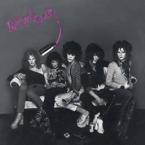 New York Dolls - New York Dolls (Vinyl) - image 1 of 1