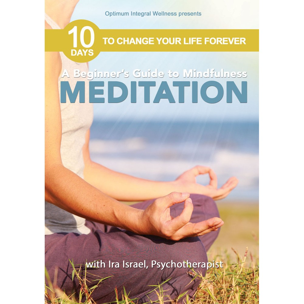 Beginner's Guide To Mindfulness Medit (Dvd)
