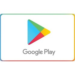 Google Play Gift Card (Email Delivery)