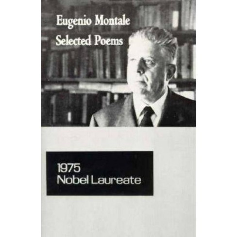 Selected Poems - by  Eugenio Montale (Paperback) - image 1 of 1