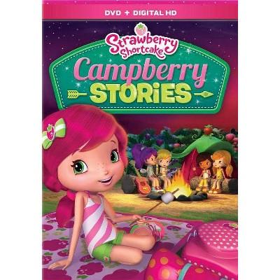 Strawberry Shortcake: Campberry Stories (DVD)(2016)