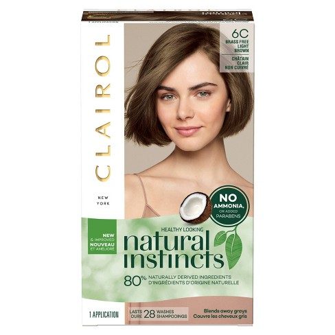 Clairol Natural Instincts Ammonia-Free Temporary Hair Color - image 1 of 7