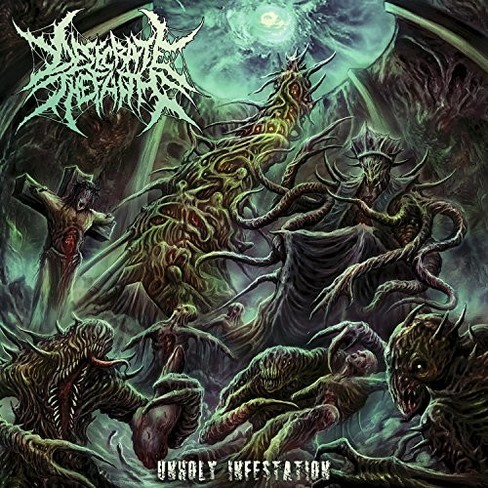 Desecrate The Faith - Unholy Infestation (CD) - image 1 of 1