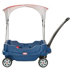 Little Tikes Kid's Deluxe Cruisin' Wagon Dark Blue