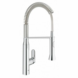 Grohe America, Inc 31 380 K7 Pre-Rinse Kitchen Faucet