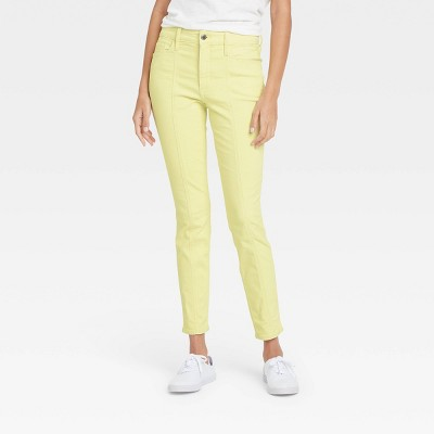 Women's High-Rise Skinny Stretch Ankle Jeans - Universal Thread™