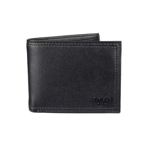 DENIZEN® from Levi's® Men's RFID Travel Wallet - Black - image 1 of 4