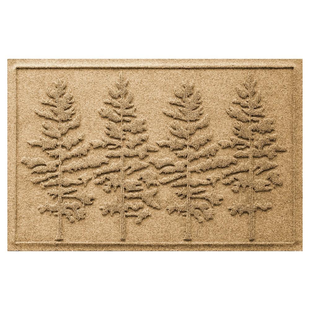 Gold Solid Doormat - (2'X3') - Bungalow Flooring