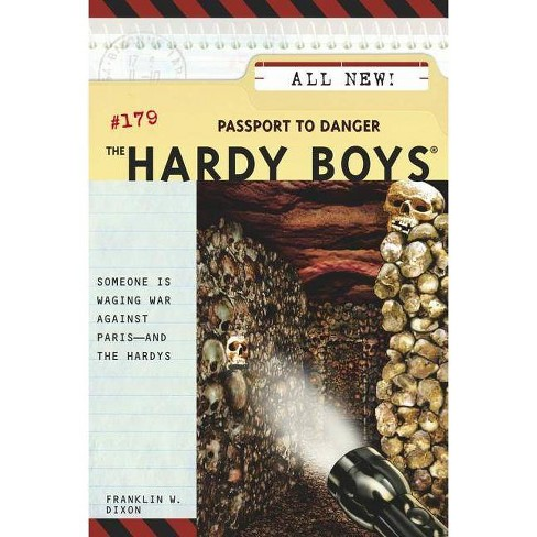 Passport to Danger - (Hardy Boys) by  Franklin W Dixon (Paperback) - image 1 of 1