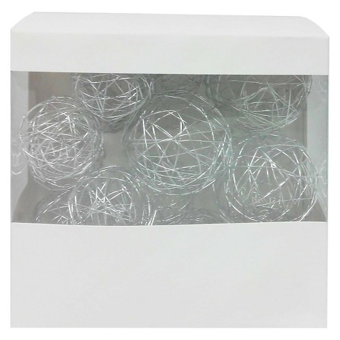 Wire Sphere Filler Silver - Threshold™ - image 1 of 2