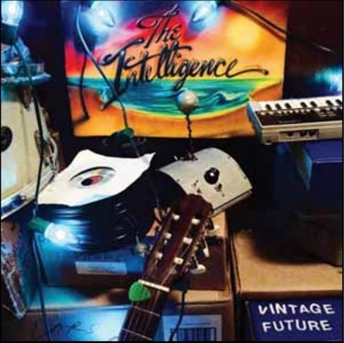 Intelligence - Vintage future (Vinyl) - image 1 of 1