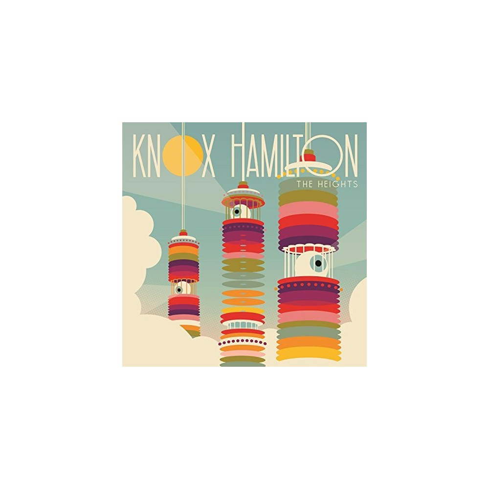 Knox Hamilton - Heights (Vinyl)