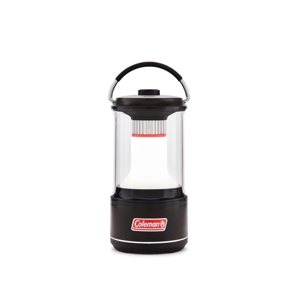 Coleman 600 Lumens Led Lantern With Batteryguard Black