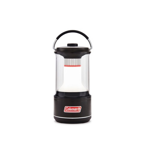 Coleman 600 Lumens LED Lantern with BatteryGuard - Black - image 1 of 4