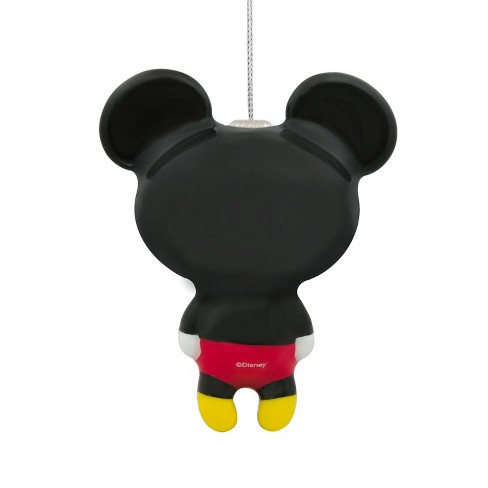 hallmark mickey mouse friends minnie mouse decoupage christmas ornament target - Mickey Mouse Christmas Ornaments