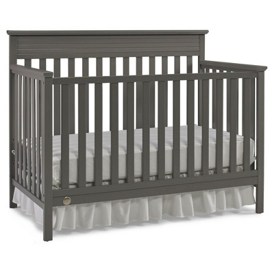 Fisher-Price ® Newbury 4-in-1 Convertible Crib - Stormy Gray