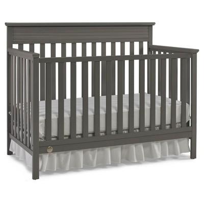 Fisher-Price Newbury 4-in-1 Convertible Crib - Stormy Gray