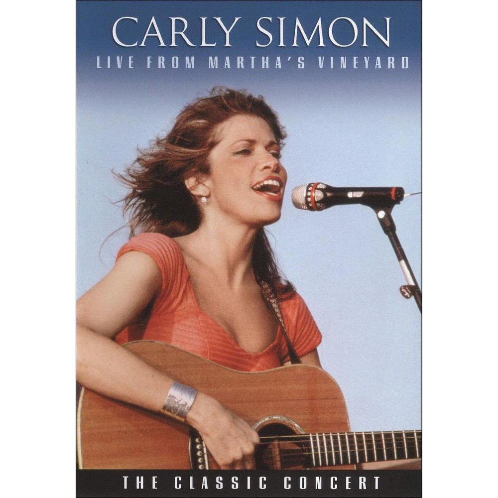 Carly Simon - Live From Marthas Vineyard:Classic Co (Dvd)