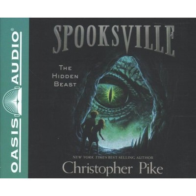 Hidden Beast Unabridged Spooksville By Christopher Pike Cd