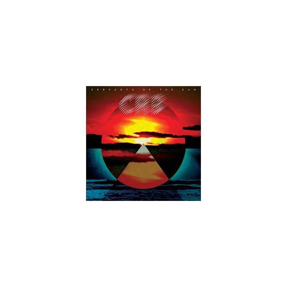 Chris Brot Robinson - Servants Of The Sun (CD)