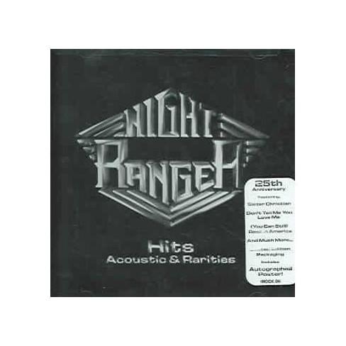 Night Ranger - Hits, Acoustic & Rarities (CD) - image 1 of 1