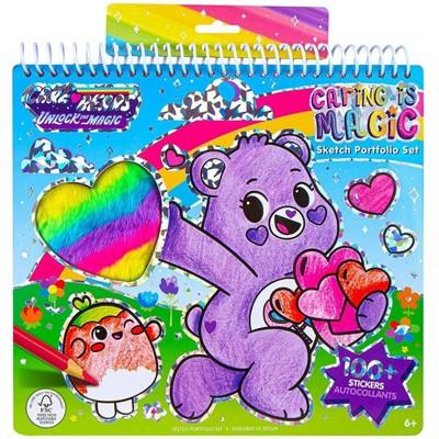 Fashion Angels Care Bears Caring is Magic Sketch Portfolio