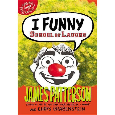 School of Laughs (Hardcover) (James Patterson) - image 1 of 1