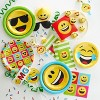 8ct Show Your Emojions Favor Bags - image 2 of 2