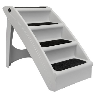 Premier Pet Pet Steps - Gray