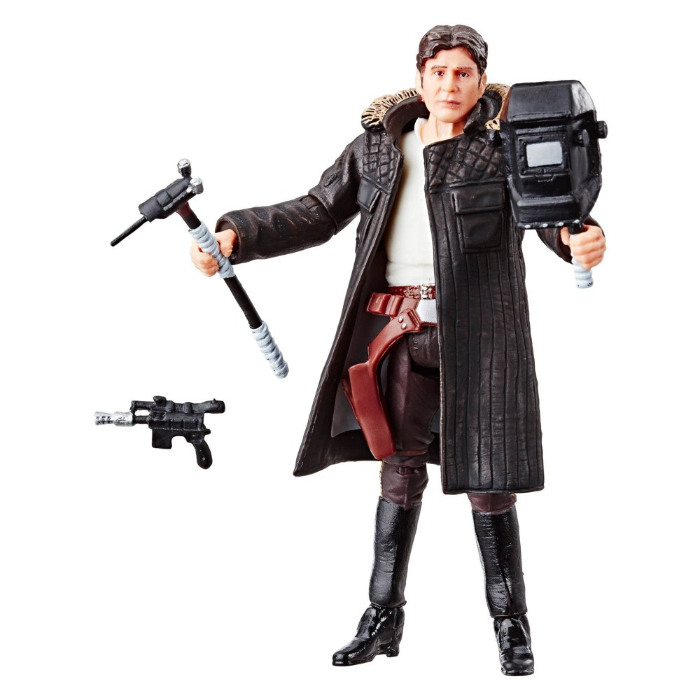 Star Wars The Vintage Collection Star Wars: The Empire Strikes Back Han Solo (Echo Base) 3.75 Figure