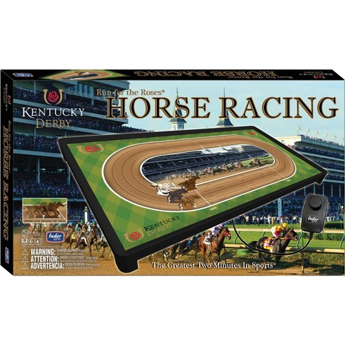 Kentucky Derby Electronic Horse Racing Game - image 1 of 5