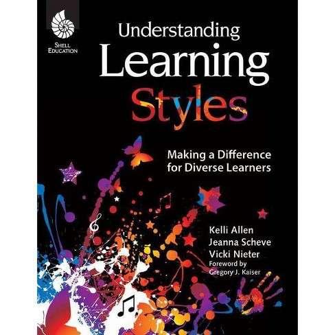 Understanding Learning Styles: Making a Difference for Diverse Learners - (Professional Resources) - image 1 of 1