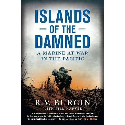 Islands of the Damned - by  R V Burgin & Bill Marvel (Paperback) - image 1 of 1