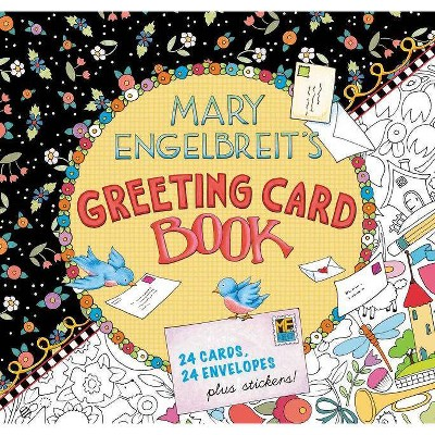 - Mary Engelbreit's Greeting Card Book - (Paperback) : Target