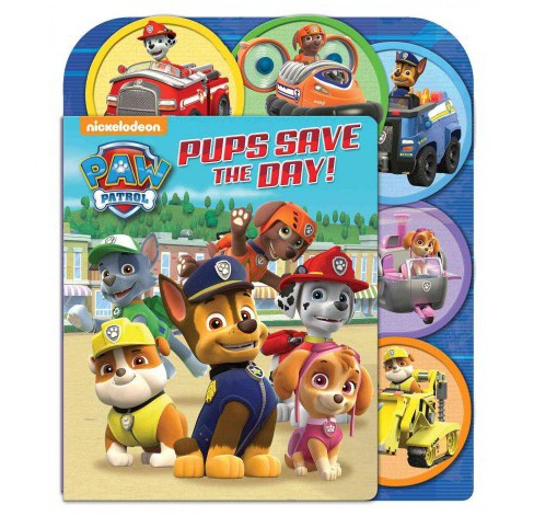 Pups Save the Day! (Hardcover) - image 1 of 1