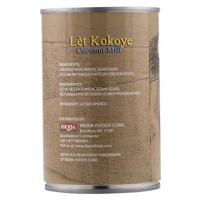 Iberia N'ap Boule Coconut Milk - 13.5 fl oz
