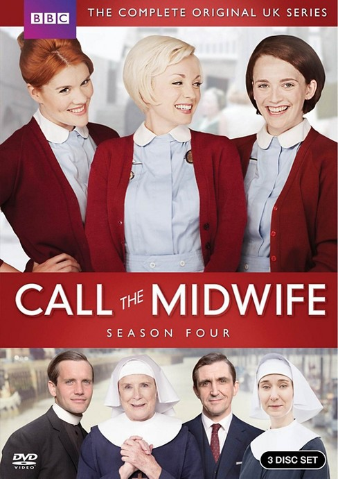 Call the Midwife: Season Four [3 Discs] - image 1 of 1