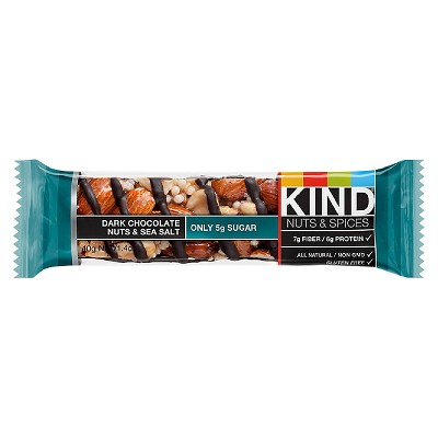 Granola & Protein Bars: KIND Nuts & Spices