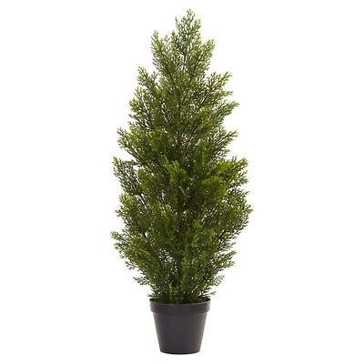 """Mini Cedar Pine Tree (Indoor/Outdoor) - (3"""")"""