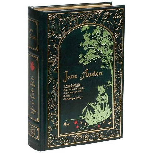 Jane Austen - (Leather-Bound Classics) (Leather_bound) - image 1 of 1