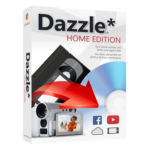 Dazzle Home Edition - PC Software - image 1 of 1