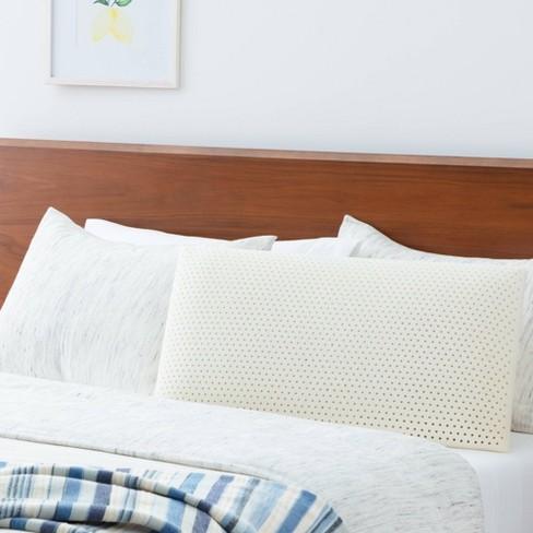 Queen Essentials Latex Pillow - Linenspa - image 1 of 4
