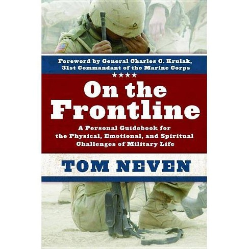 On the Frontline - by  Tom Neven (Paperback) - image 1 of 1