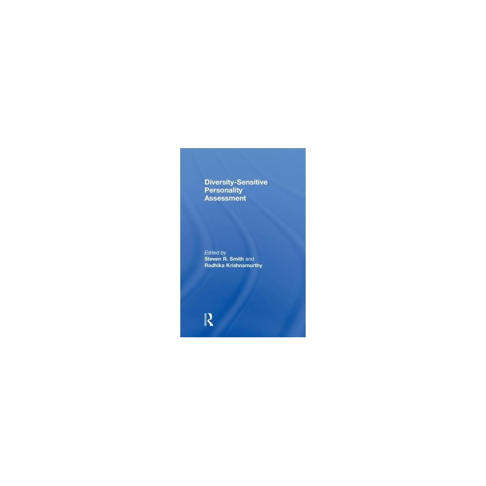 Diversity-Sensitive Personality Assessment - (Hardcover)