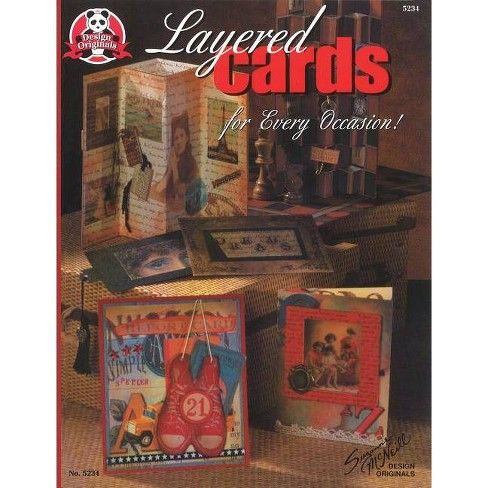 Layered Cards for Every Occasion - by  Suzanne McNeill (Paperback) - image 1 of 1